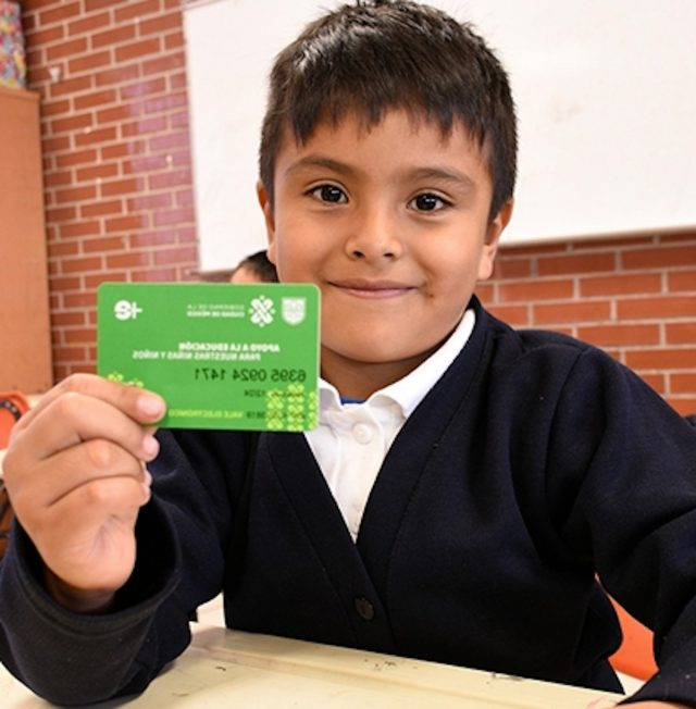 Beneficiarios de Mi beca para Empezar (Imagen: mibecaparaempezar.cdmx.gob)