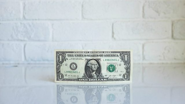 Un dólar estadounidense (Imagen: Unsplash)