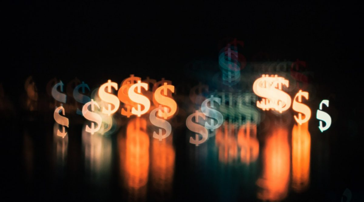Simbolo de dinero (Imagen: Unsplash)