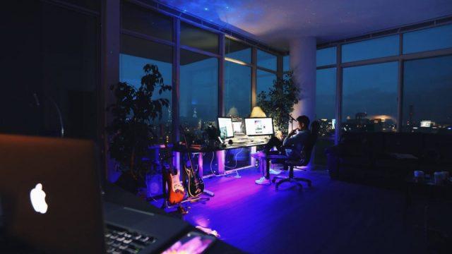 Trabajar desde casa (Imagen: Unsplash)