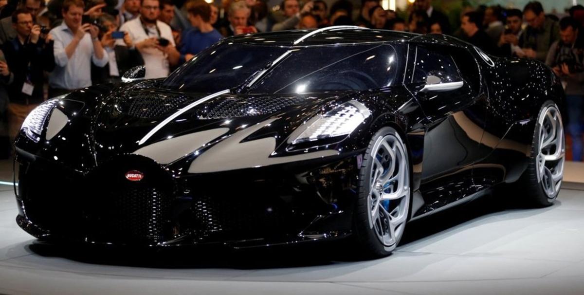 Auto más caro del Mundo