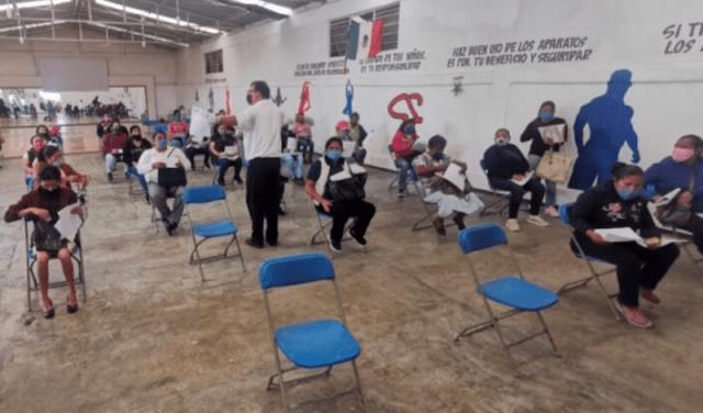 Trámites de becas para el Bienestar Benito Juárez (Imagen: Twitter @becas_hidalgo)
