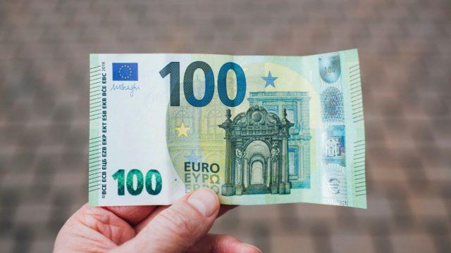 Billete de la zona euro (Imagen: Unsplash)