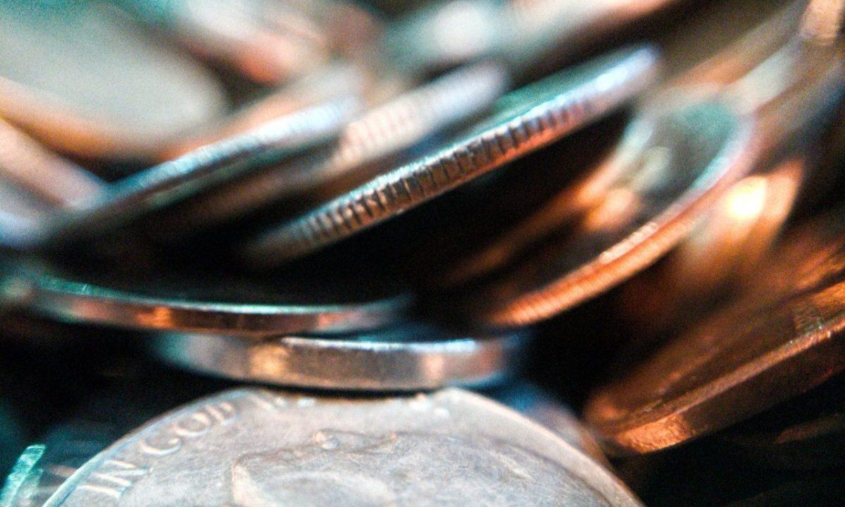Monedas de dólar (Imagen: Unsplash)
