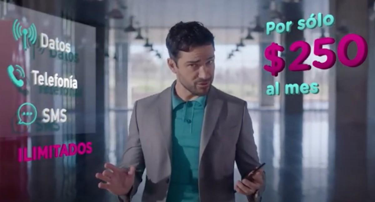 Servicio de telefonía móvil de Televisa (Imagen: izzi telecom)