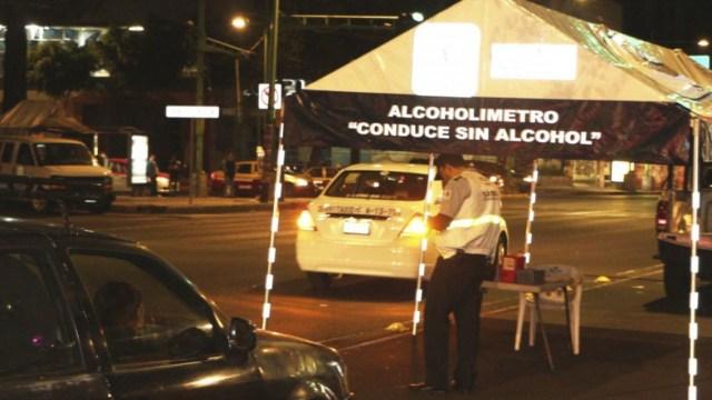 Alcoholímetro, Ciudad de México, Seguridad