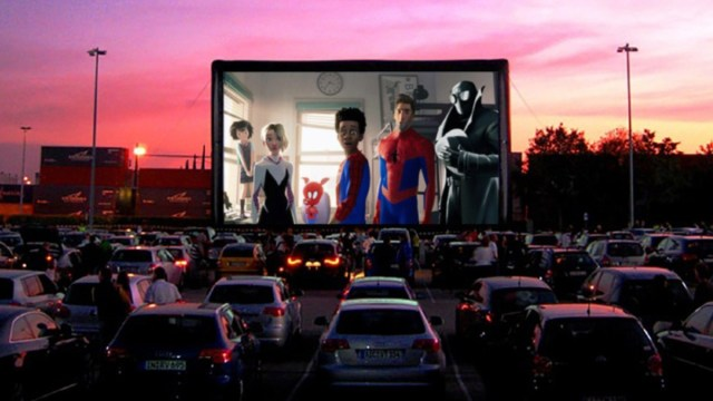 Autocinema, Autocine, Cine, CDMX, Autódromo Hermanos Rodríguez