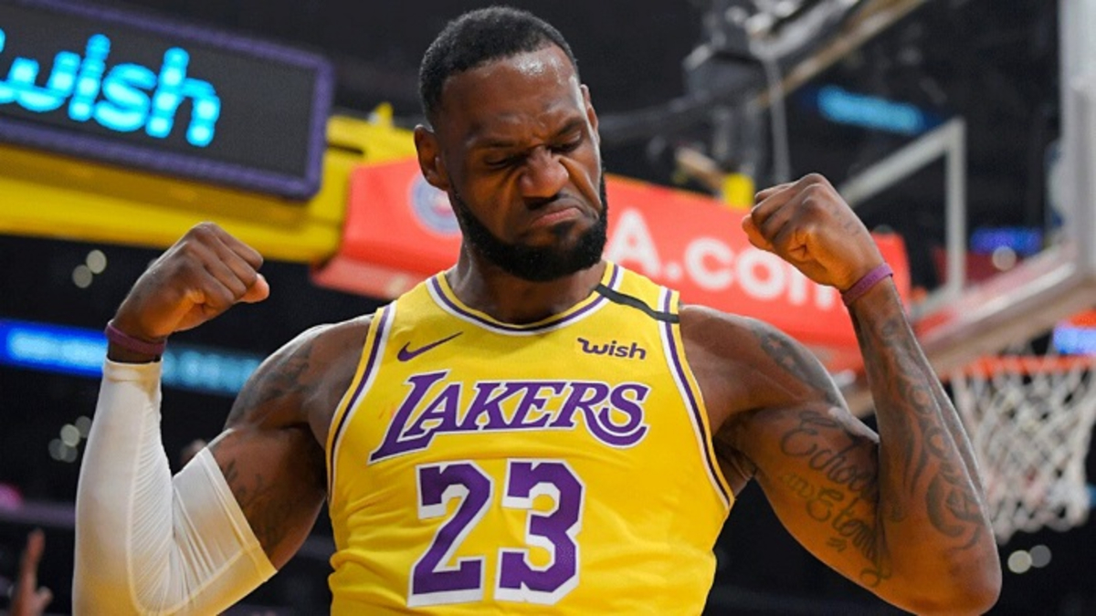 LeBron James, Baloncesto, Atletas, Jugadores, Lakers, Los Angeles Lakers