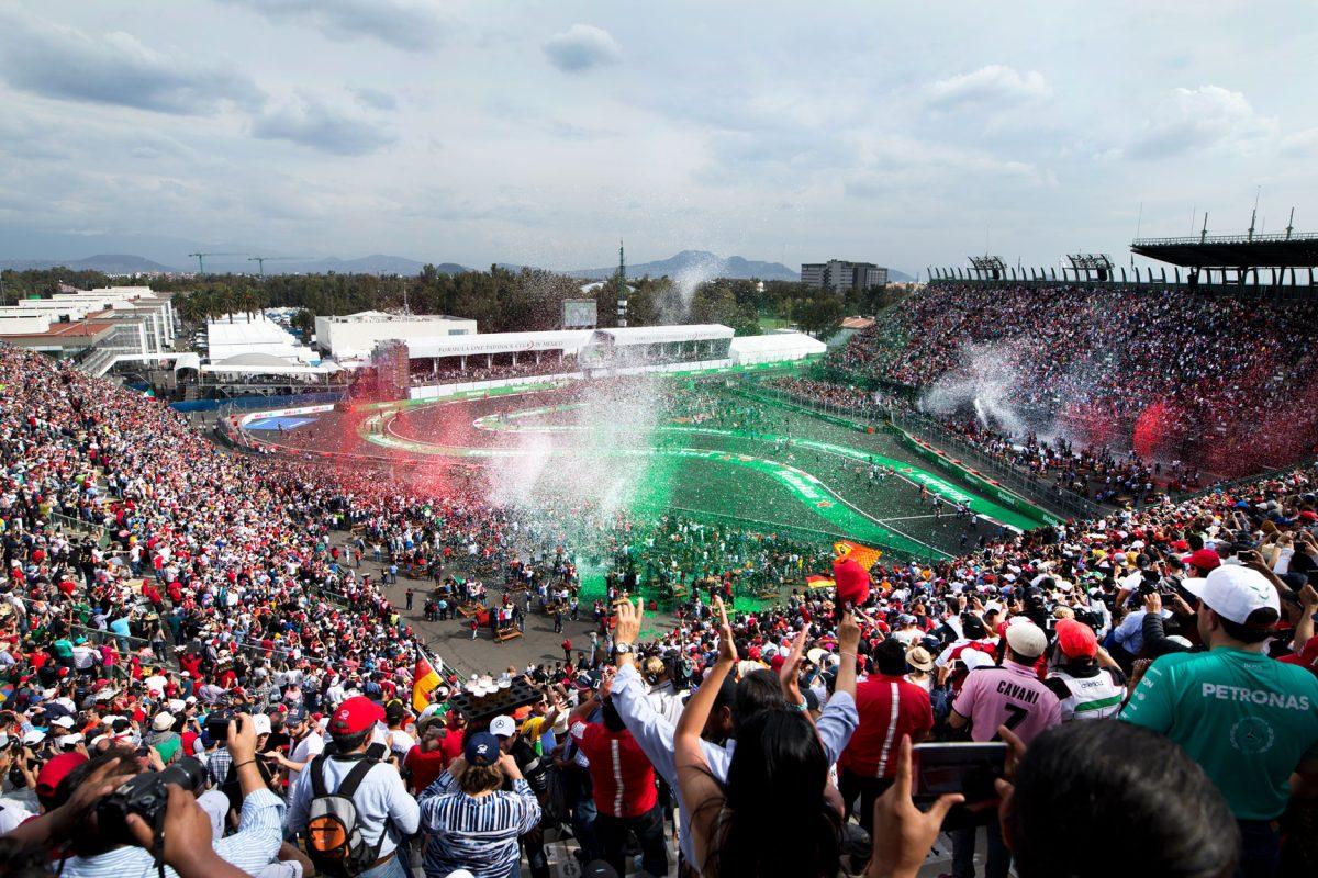 ¿Qué tan grave sería la cancelación de la Fórmula 1 en México?
