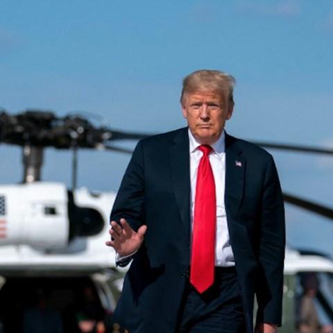 El presidente de Estados Unidos, Donald Trump (Imagen: whitehouse.gov)