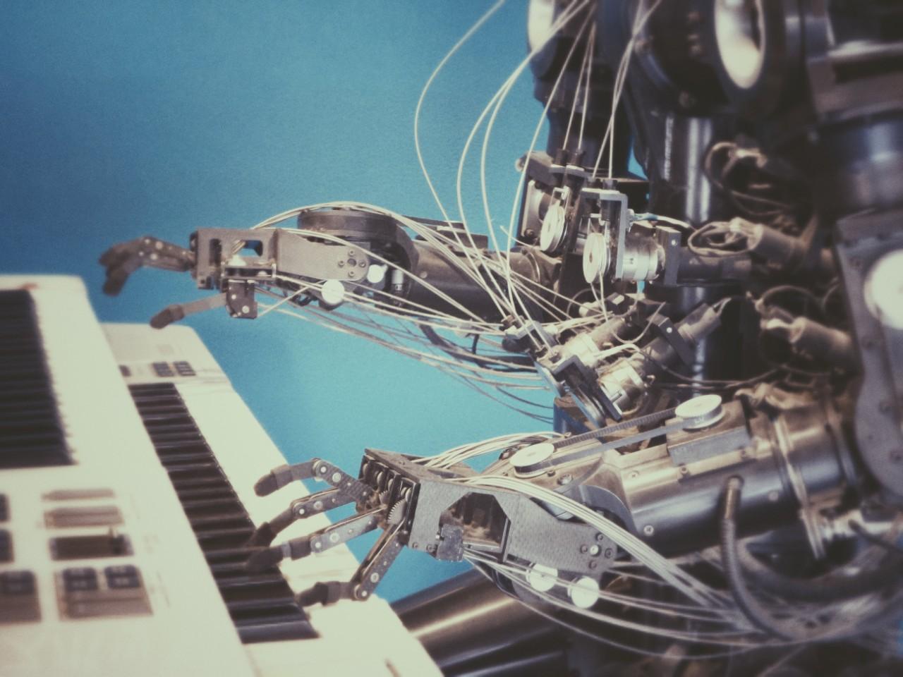 Estudiar inteligencia artificial (Imagen: Unsplash)