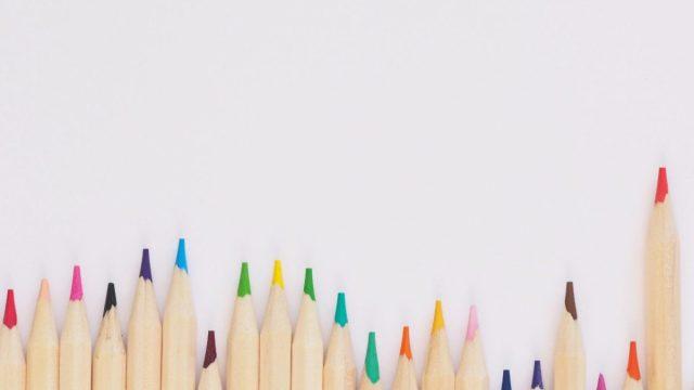 Lápices para el regreso a clases (Imagen: Unsplash)