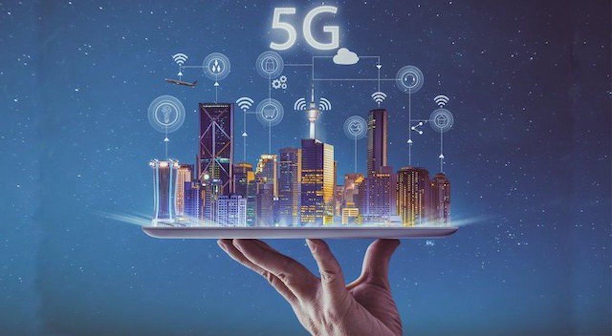 Red 5G, Tecnología 5G,