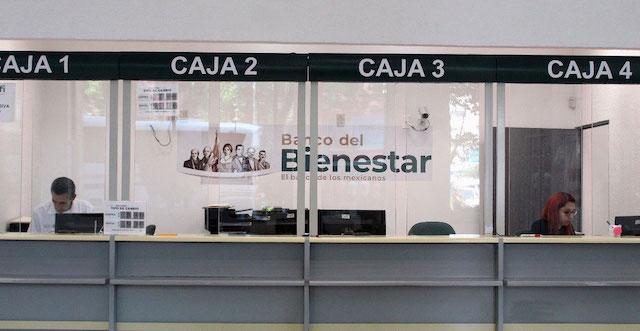 AMLO, Banco del Bienestar, Sedena, Sucursales