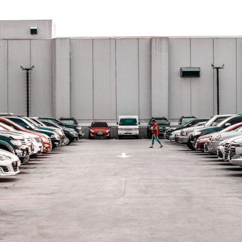 Daños En Estacionamientos