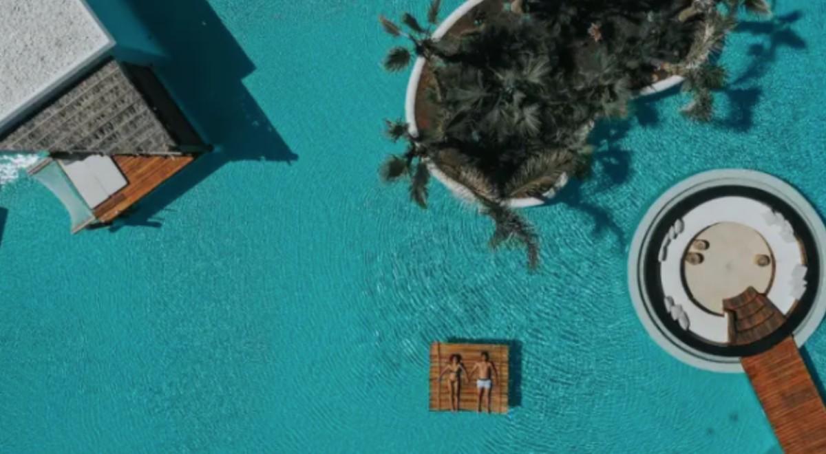 Lujo en Grecia (Imagen: Stella Island Resort)