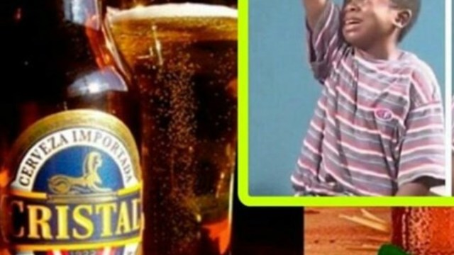 Meme cerveza (Imagen: Twitter Omar Va @SithWalrus