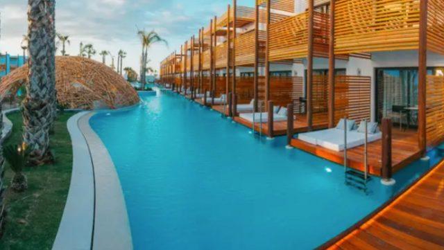 Hotel en Gracia (Imagen: Stella Island Resort)