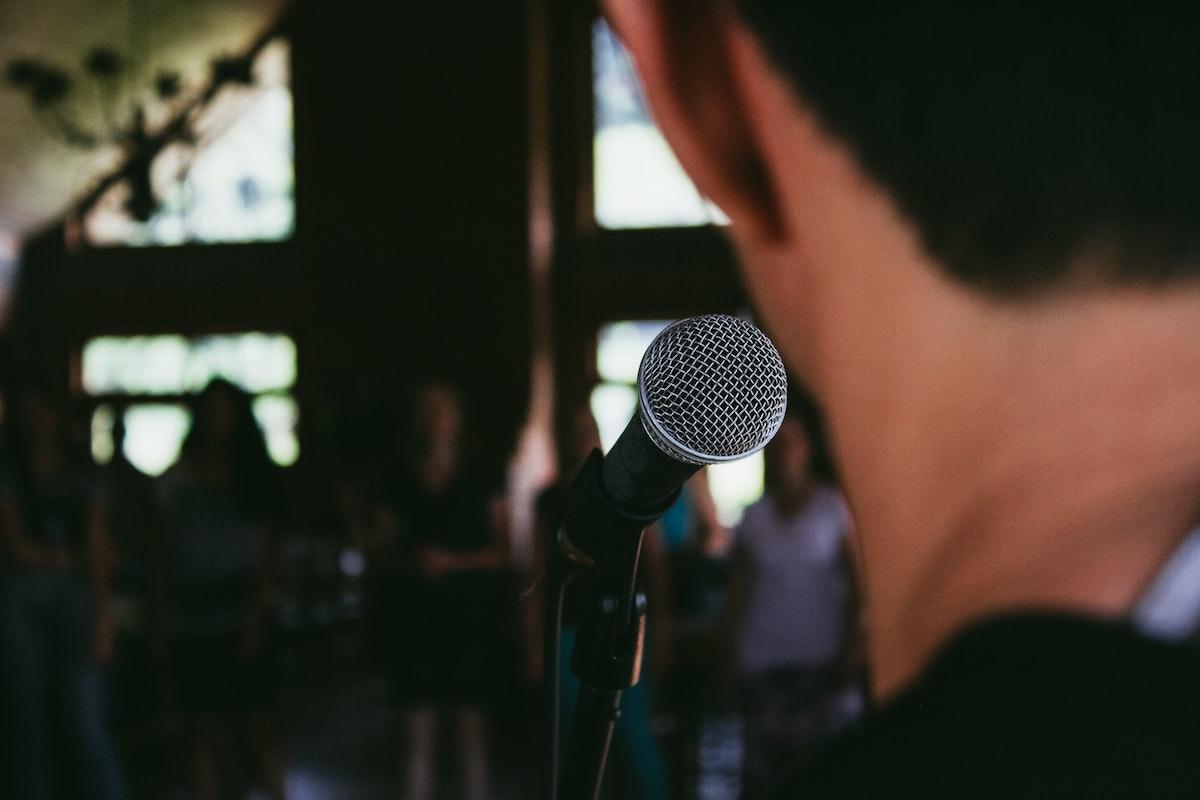 Hablar en público, Tips, Evitar Muletillas