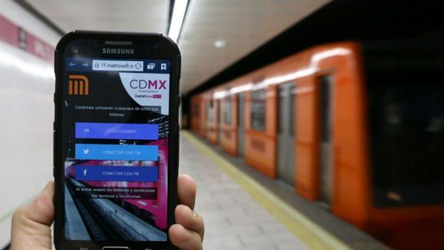 ¿Has usado el internet del metro? Tus datos bancarios podrían estar en riesgo