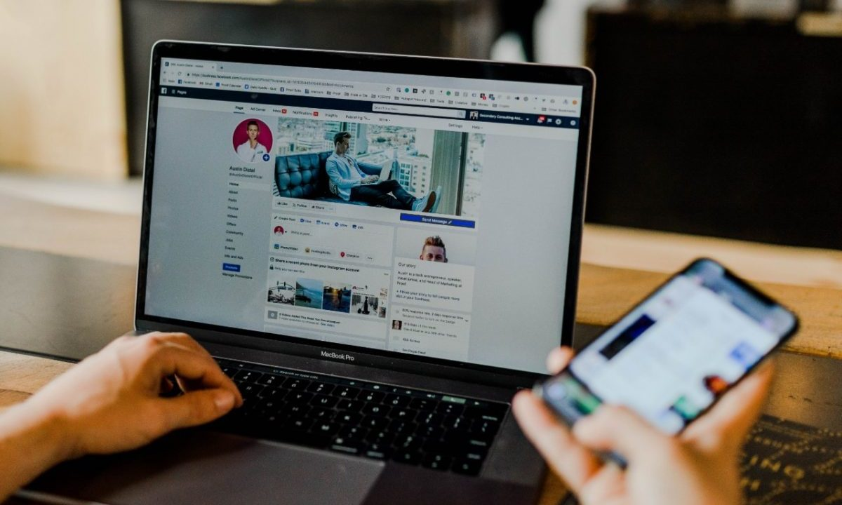 Redes sociales para el trabajo (Imagen: Unsplash)