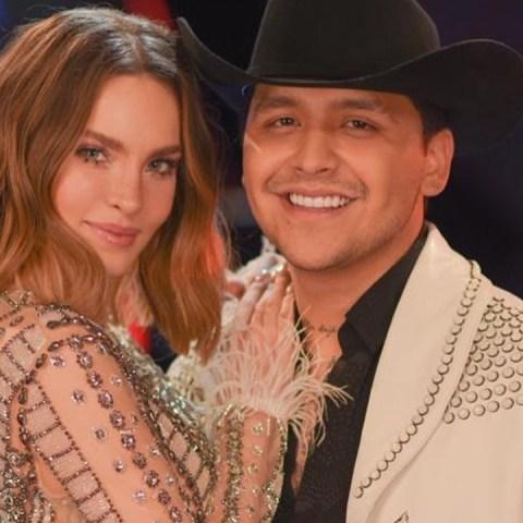 Conoce el sueldo de Belinda y Christian Nodal en La Voz