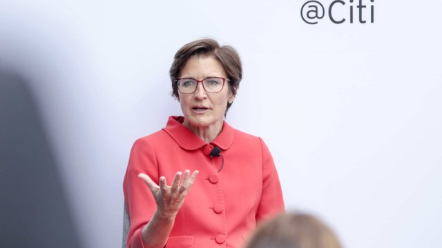Jane Fraser, CEO, Citigroup In, Wall Street