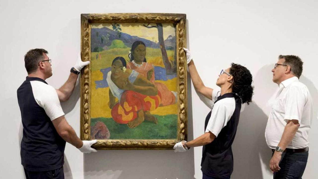 Obras de Arte Más Caras, Obra de Arte, Pieza de Arte, Arte, Obras