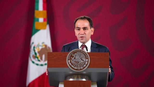 Arturo Herrera, secretario de Hacienda (Imagen: lopezobrador.org.mx)