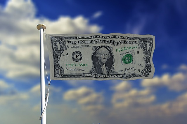 Cierre del dólar, Precio de dólar, Tipo de Cambio, Dólar,