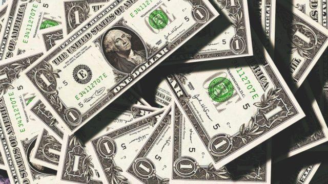 Billetes de dólares (Imagen: Iso Republic)