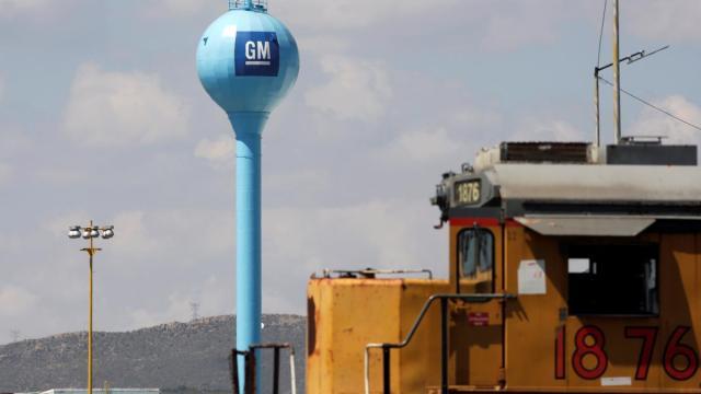 General Motors símbolo (Imagen: Investor Place)