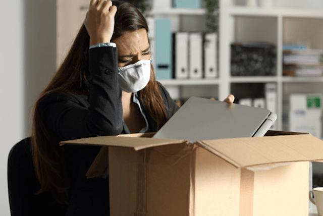 Mujer es despedida en plena pandemia (Imagen: pixabay)