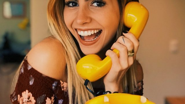 Operadora telefónica (Imagen: Unsplash)