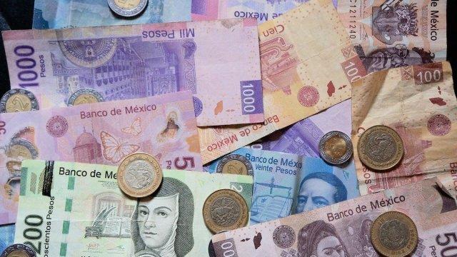 pesos mexicanos, economía de méxico