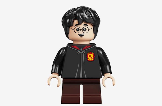 Harry Potter Lego (Imagen: Lego)