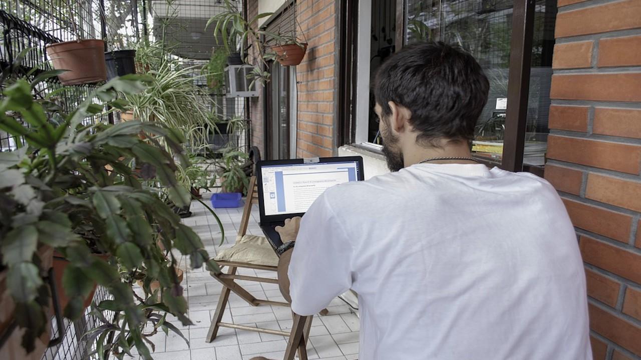 Cómo mejorar la productividad del trabajo desde casa (Imagen: pixabay)