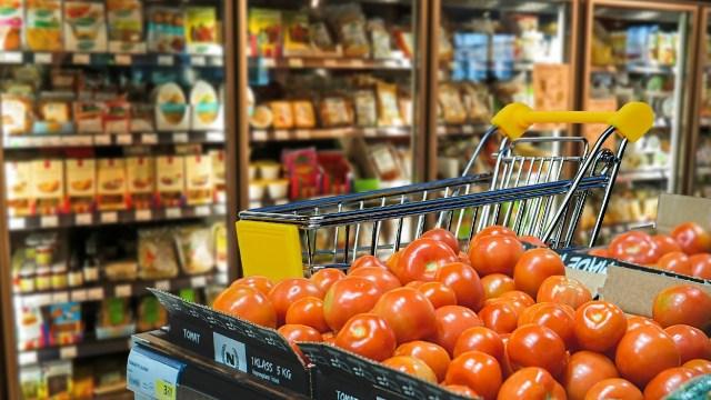 Ahorro al momento de hacer la despensa en el supermercado