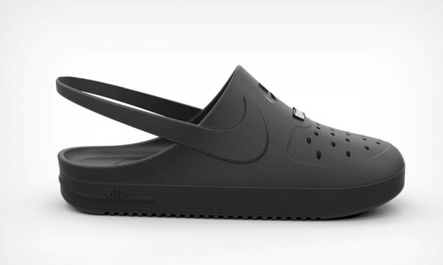 Diseñador Kegan McDanie crea los Nike Croco (IMagen: Kegan McDanie)