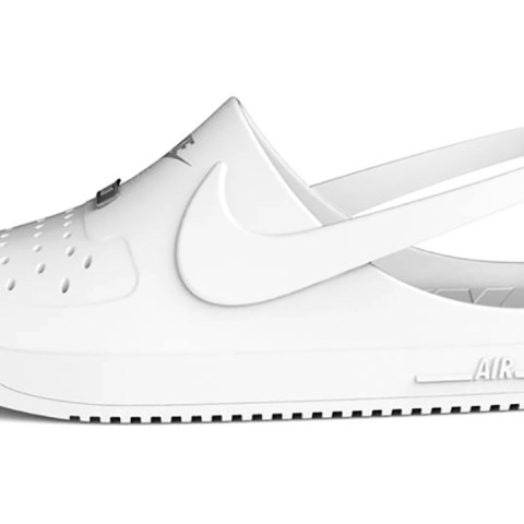 Los Nike Croc (IMagen: Kegan McDanie)