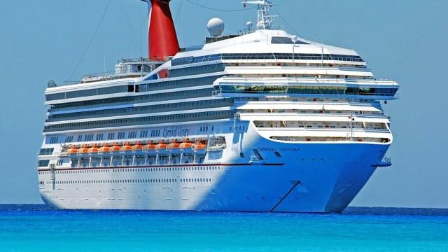 Crucero en el mar (Imagen: pixabay)