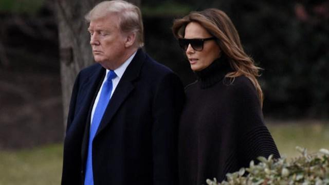 Donald Trump y Melania dan positivo a covid-19(Imagen: Casa Blanca)