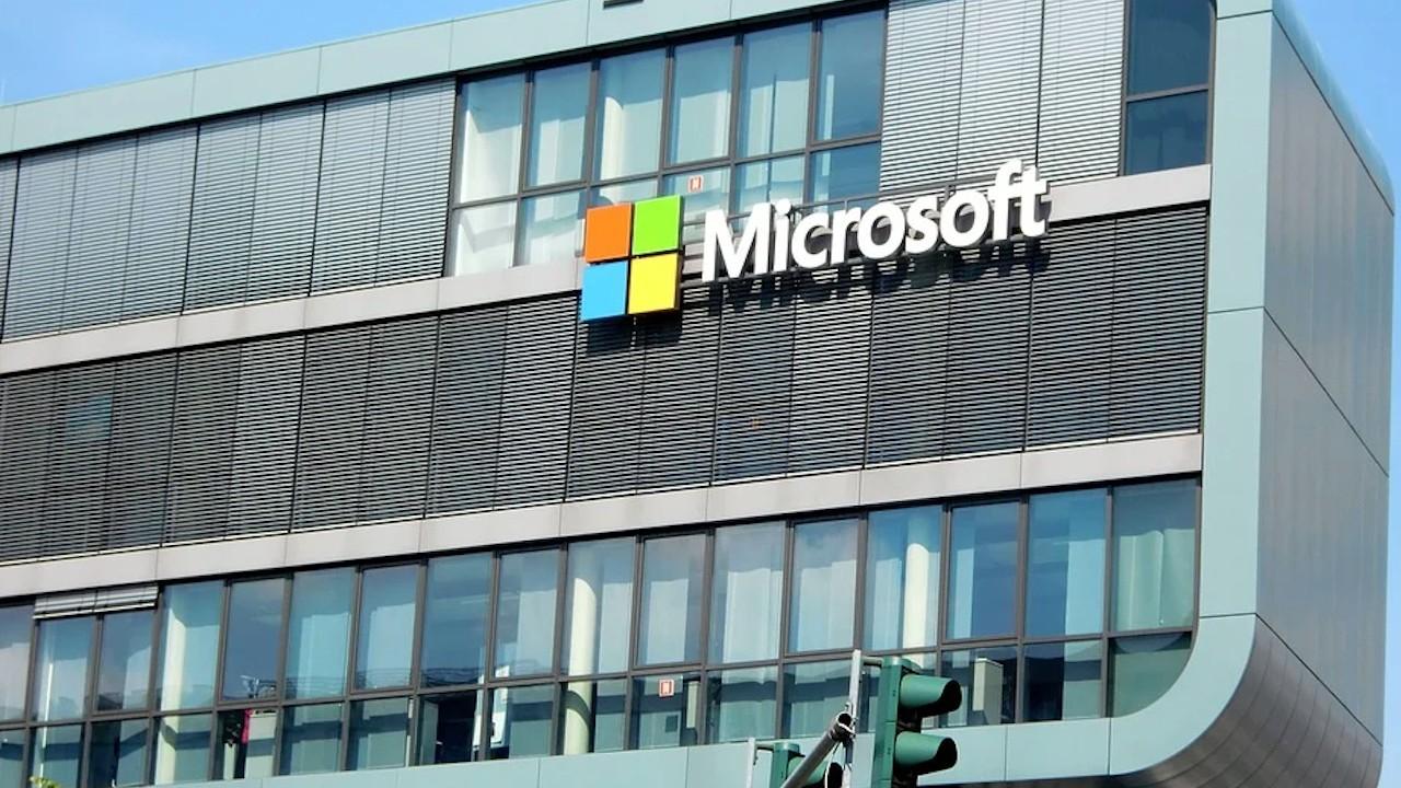 Oficinas de Microsoft (Imagen: pixabay)