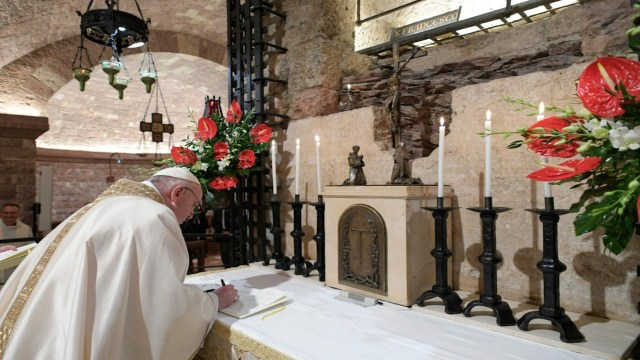 Papa Francisco (Imagen: Twitter @Pontifex)