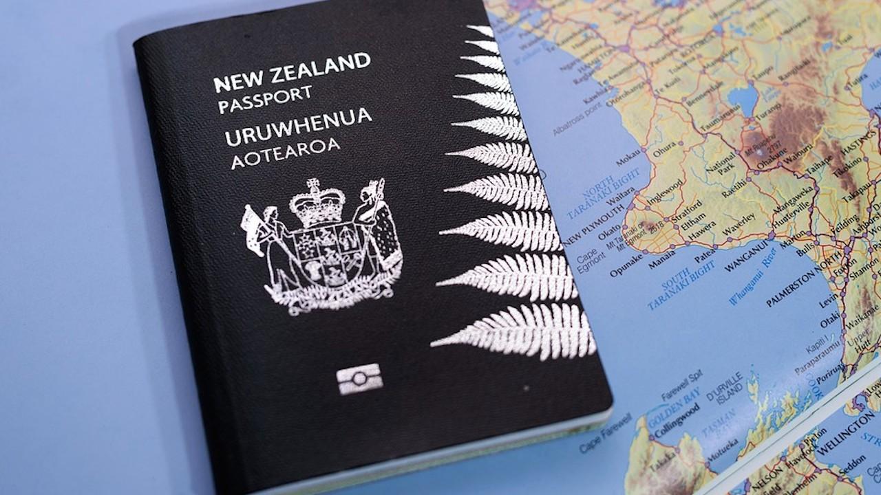Pasaporte de Nueva Zelanda entre los más poderosos (Imagen: pixabay)