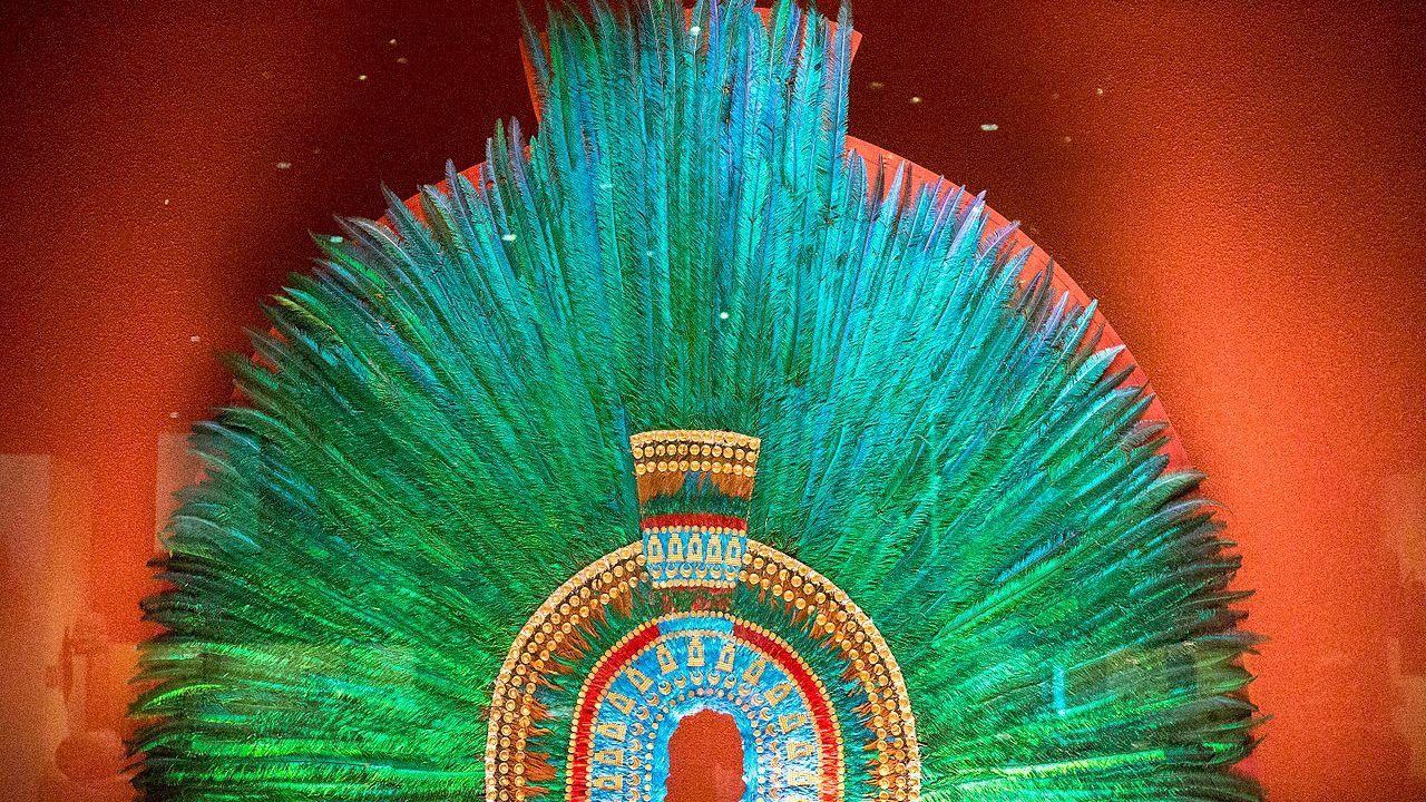 ¿Por qué el Penacho de Moctezuma no puede viajar?