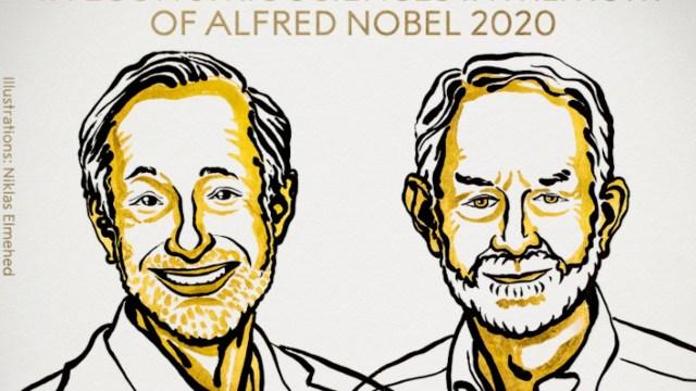 Premio Nobel de Economía 2020 para Paul Milgrom and Robert Wilson (Imgen: @NobelPrize)
