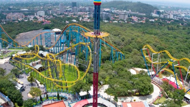 Reapertura de Six Flags México (Imagen: sixflags.com.mx)