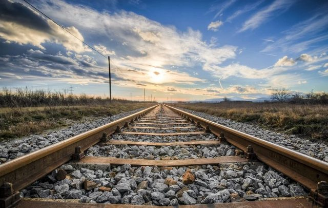 Red ferroviaria (Imagen: pixabay)