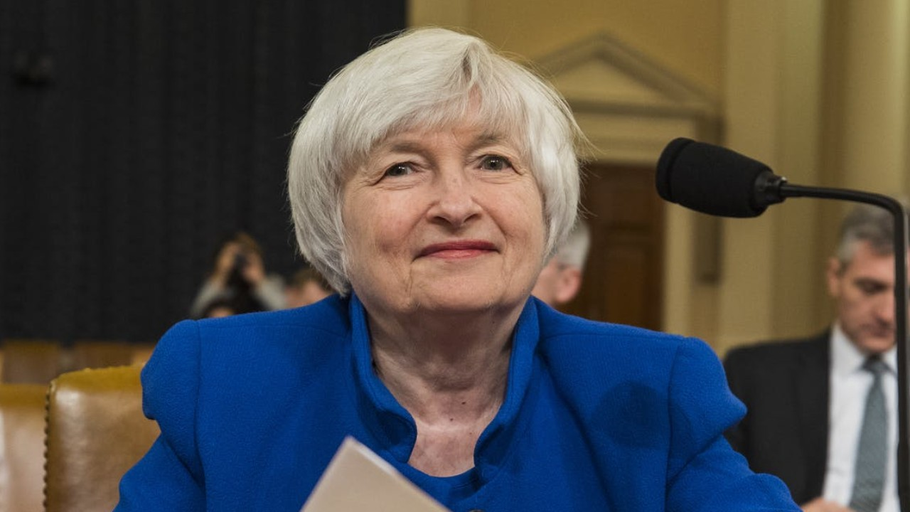 Joe Biden nomina a Janet Yellen como secretaria del Tesoro